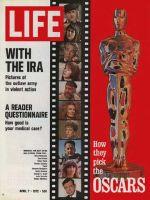 Life Magazine, April 7, 1972 - Composite: The Oscars