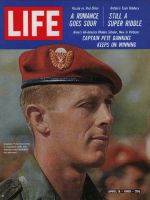 Life Magazine, April 8, 1966 - Captain Pete Dawkins