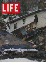 Life Magazine, April 10, 1964 - Alaskan earthquake