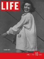 Life Magazine, April 11, 1938 - Monogram craze