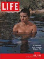 Life Magazine, April 11, 1960 - Silvana Mangano