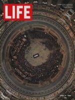Life Magazine, April 11, 1969 - Dwight D. Eisenhower in the Capitol