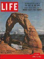 Life Magazine, April 13, 1953 - Changing landscape