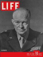 Life Magazine, April 16, 1945 - General Eisenhower
