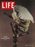 Life Magazine, April 17, 1964 - MacArthur memorial