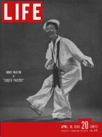 Life Magazine, April 18, 1949 - Mary Martin in South Pacific