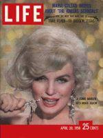 Life Magazine, April 20, 1959 - Marilyn Monroe