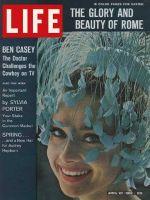 Life Magazine, April 20, 1962 - Audrey Hepburn