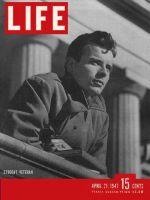 Life Magazine, April 21, 1947 - Veterans at college