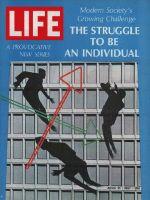 Life Magazine, April 21, 1967 - Composite: The Individual