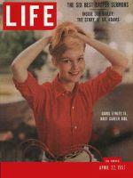 Life Magazine, April 22, 1957 - Carol Lynley