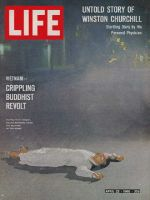 Life Magazine, April 22, 1966 - Riots in Saigon