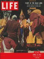 Life Magazine, April 23, 1951 - Dalai Lama