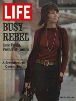 Life Magazine, April 23, 1971 - Jane Fonda
