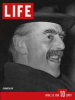 Life Magazine, April 24, 1939 - Neville Chamberlain