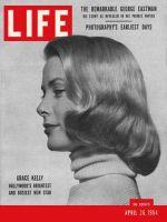 Life Magazine, April 26, 1954 - Grace Kelly