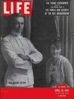 Life Magazine, April 28, 1952 - Young Eisenhower of Abilene