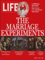 Life Magazine, April 28, 1972 - Composite: The Marriage Experiments