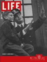 Life Magazine, May 1, 1944 - Home leave