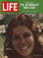 Life Magazine, May 1, 1970 - Chapel Hill coed
