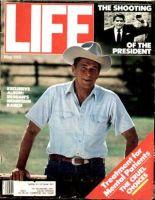 Life Magazine, May 1, 1981 - President Ronald Reagan