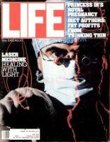 Life Magazine, May 1, 1982 - Laser Medicine