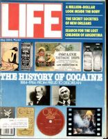 Life Magazine, May 1, 1984 - The History Of Cocaine