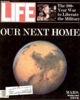 Life Magazine, May 1, 1991 - Life On Mars
