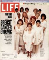Life Magazine, May 1, 1994 - Fighting Breast Cancer