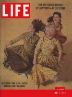 Life Magazine, May 2, 1955 - Hollywood's Oklahoma