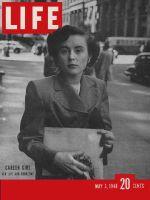 Life Magazine, May 3, 1948 - Career girl