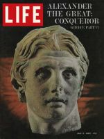 Life Magazine, May 3, 1963 - Alexander the Great