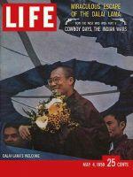 Life Magazine, May 4, 1959 - Escape to India, Dalai Lama