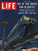 Life Magazine, May 4, 1962 - Seattle's fair opens