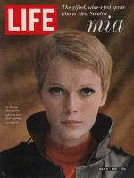 Life Magazine, May 5, 1967 - Mia Farrow