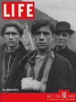 Life Magazine, May 7, 1945 - The German people