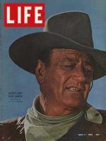 Life Magazine, May 7, 1965 - John Wayne