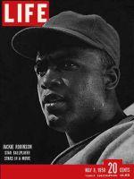 Life Magazine, May 8, 1950 - Jackie Robinson