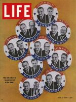 Life Magazine, May 8, 1964 - Which Vice-President for Johnson