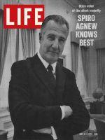 Life Magazine, May 8, 1970 - Vice-President Spiro Agnew