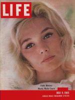 Life Magazine, May 9, 1960 - Yvette Mimieux