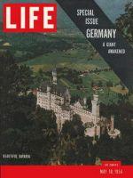 Life Magazine, May 10, 1954 - Germany