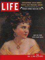 Life Magazine, May 11, 1959 - Pioneer women