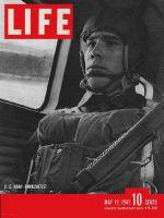 Life Magazine, May 12, 1941 - Army parachutist