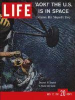 Life Magazine, May 12, 1961 - Alan Shepard