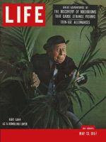 Life Magazine, May 13, 1957 - Bert Lahr