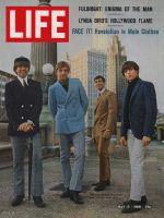 Life Magazine, May 13, 1966 - Mod male fashions
