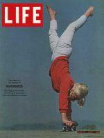 Life Magazine, May 14, 1965 - Skateboarding