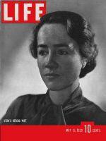 Life Magazine, May 15, 1939 - Anne Lindbergh