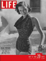Life Magazine, May 15, 1950 - One-piece suits